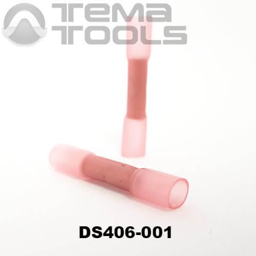 Гильза термоусаживаемая обжимная DS406-001