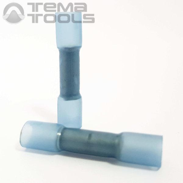 Гильза термоусаживаемая обжимная DS406-002 синяя