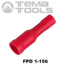 Коннектор круглый с изоляцией FPD 1-156 мама