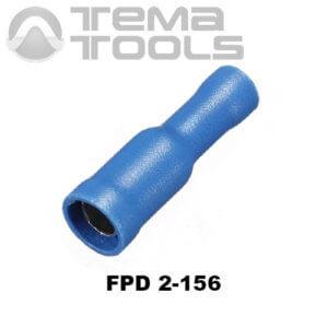Коннектор круглый с изоляцией FPD 2-156 мама