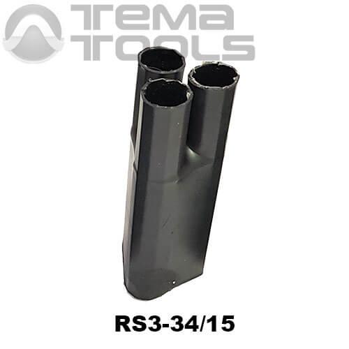 Термоусадочная перчатка RS3-34/15