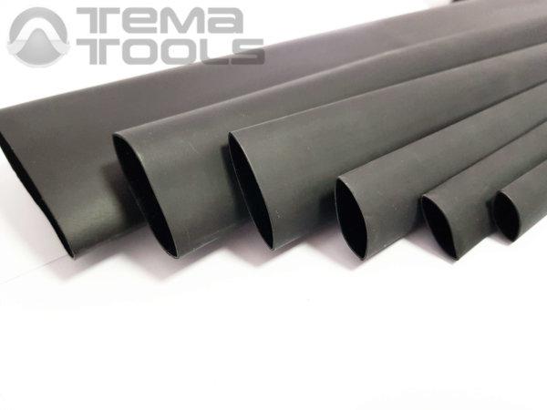 Термоусадочные трубки с клеем большие