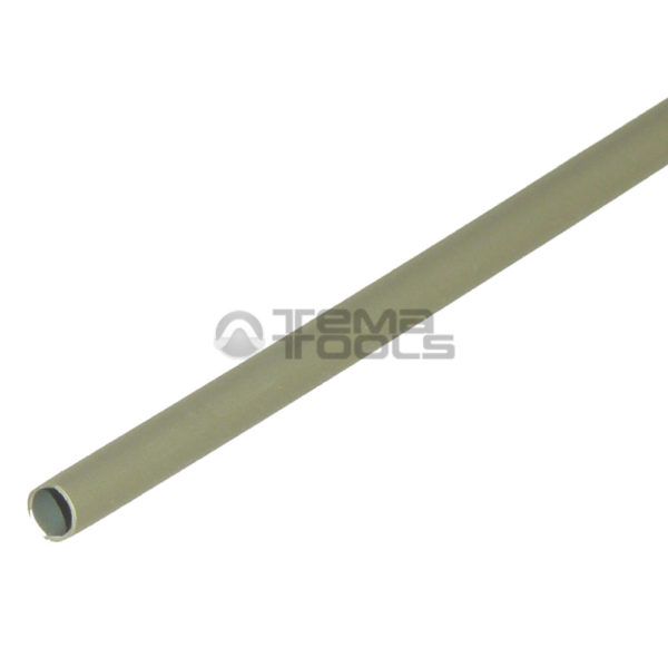 Термоусадочная трубка 2:1 2,5 мм серая