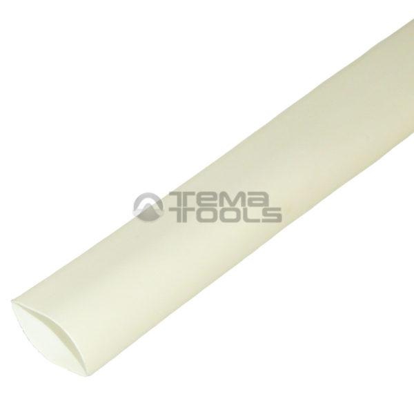 Термоусадочная трубка 2:1 10 мм белая