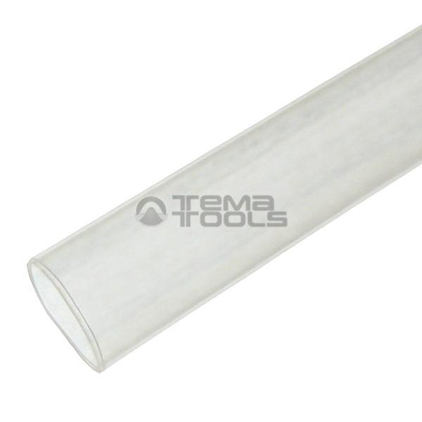 Термоусадочная трубка 2:1 12 мм прозрачная