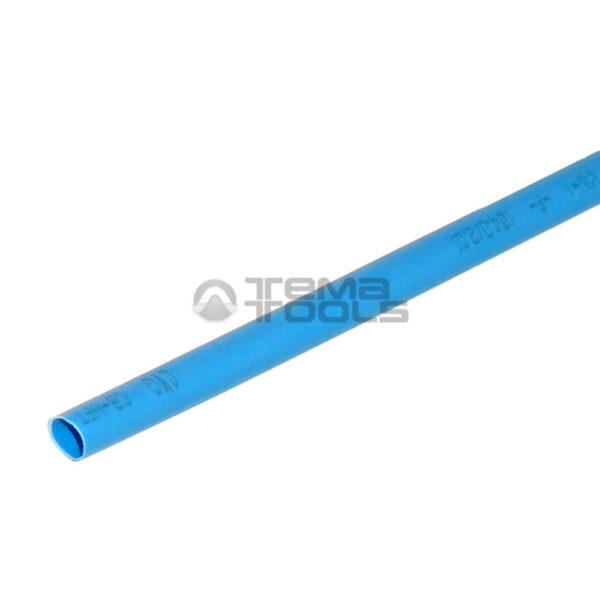 Термоусадочная трубка 2:1 4 мм синяя