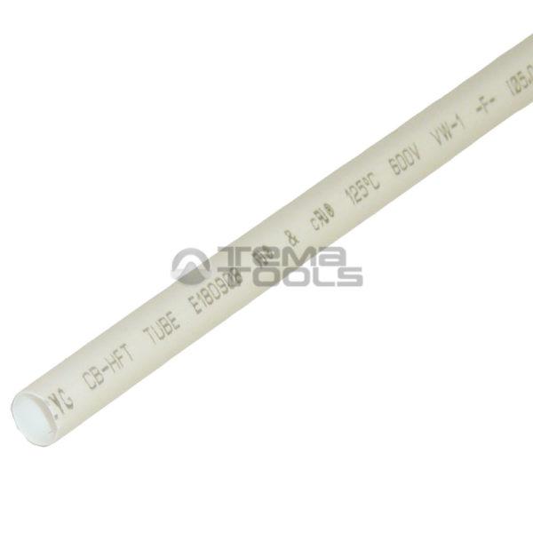 Термоусадочная трубка 2:1 5 мм белая