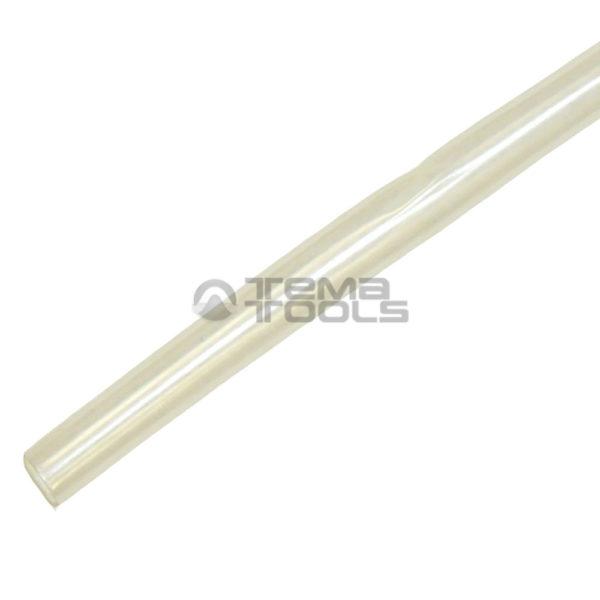 Термоусадочная трубка 2:1 5 мм прозрачная