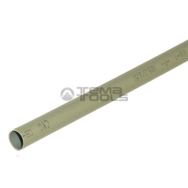 Термоусадочная трубка 2:1 5 мм серая