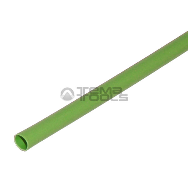 Термоусадочная трубка 2:1 2 мм болотная