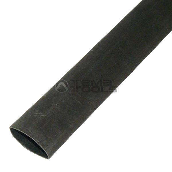 Термоусадочная трубка 2:1 16 мм черная