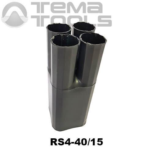 Термоусадочная перчатка RS4-40/15