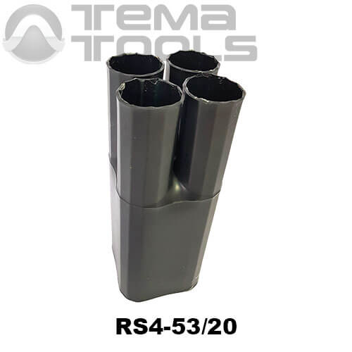 Термоусадочная перчатка RS4-53/20