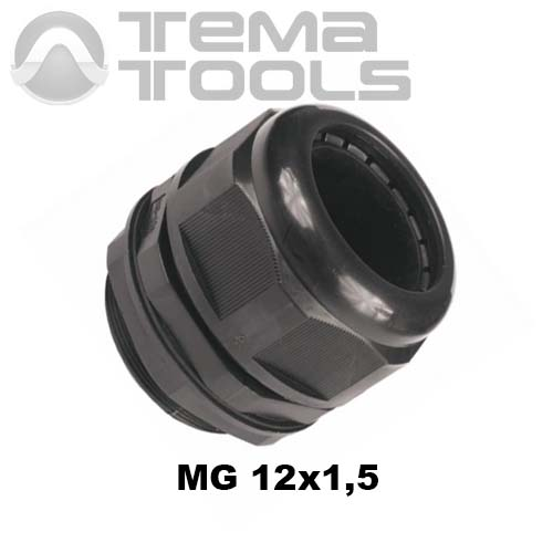 Кабельный ввод (гермоввод) MG 12x1,5