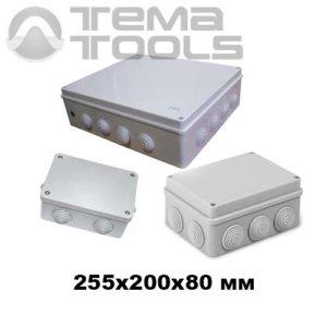 Коробка монтажная 255x200x80 мм