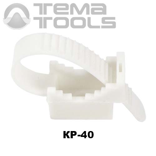 Крепёж ремешковый КР-40 многоразовый