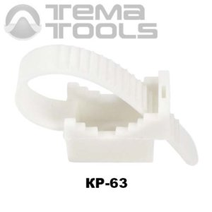 Крепёж ремешковый КР-63 многоразовый