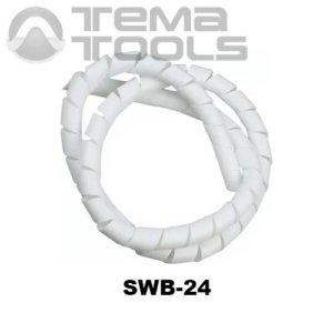 Спиральная обвязка для проводов SWB-24