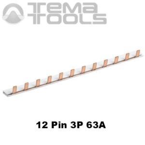 12 Pin 3P 63A