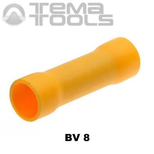 Гильза соединительная изолированная медная BV 8