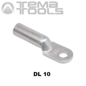 Алюминиевый кабельный наконечник DL 10