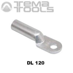 Алюминиевый кабельный наконечник DL 120