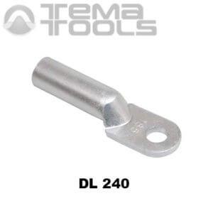 Алюминиевый кабельный наконечник DL 240