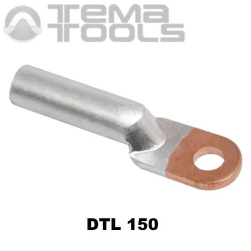 Кабельный наконечник медно-алюминиевый DTL 150