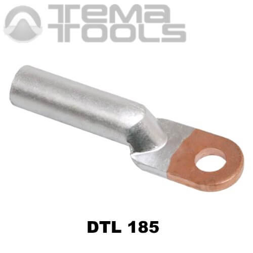 Кабельный наконечник медно-алюминиевый DTL 185