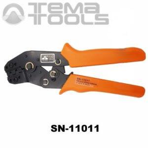 Инструмент опрессовочный SN-11011 ручной для разрезных наконечников