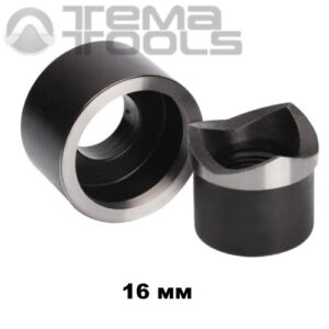 Матрица для пробивки отверстий 16 мм круглая для инструмента SYK