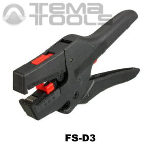 Автоматический стриппер FS-D3 для снятия изоляции с проводов (0,08 – 6 мм²)