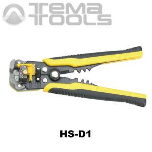 Инструмент для снятия изоляции с проводов HS-D1 (0,25-6 мм²)