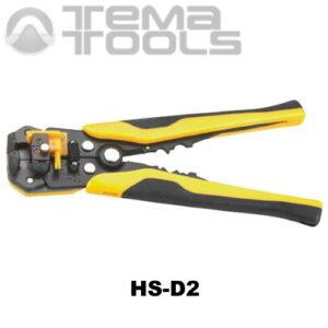 Инструмент для снятия изоляции с проводов HS-D2 (0,25-6 мм²)
