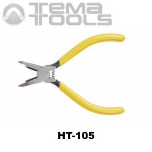 Инструмент Hanlong HT-105 для заделки скотч-локов (соединителей)