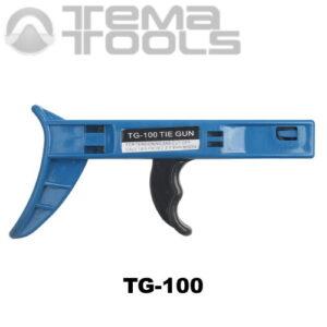 Инструмент для стяжки кабельных стяжек TG-100
