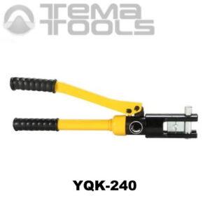 Пресс гидравлический ручной YQK-240 (16 – 240 мм²)