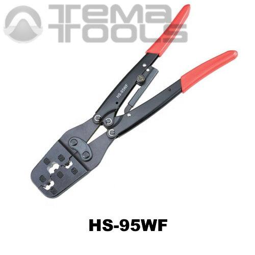 Пресс-клещи HS-95WF для опрессовки втулочных наконечников