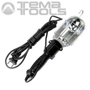Переносная лампа инспекционная для СТО и гаража