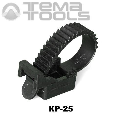 Крепеж ремешковый КР-25 черный